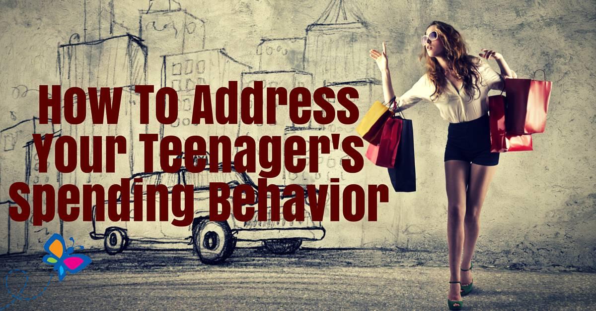 How To Address Your Teenager's Spending Behavior (2)
