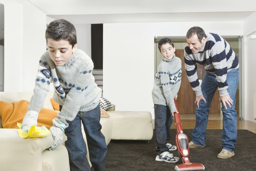 child health newstime for spring cleaning Time for Spring Cleaning