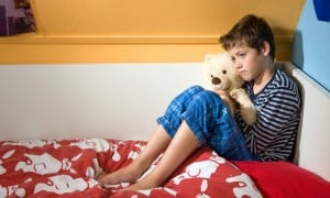troubled kids and bipolar