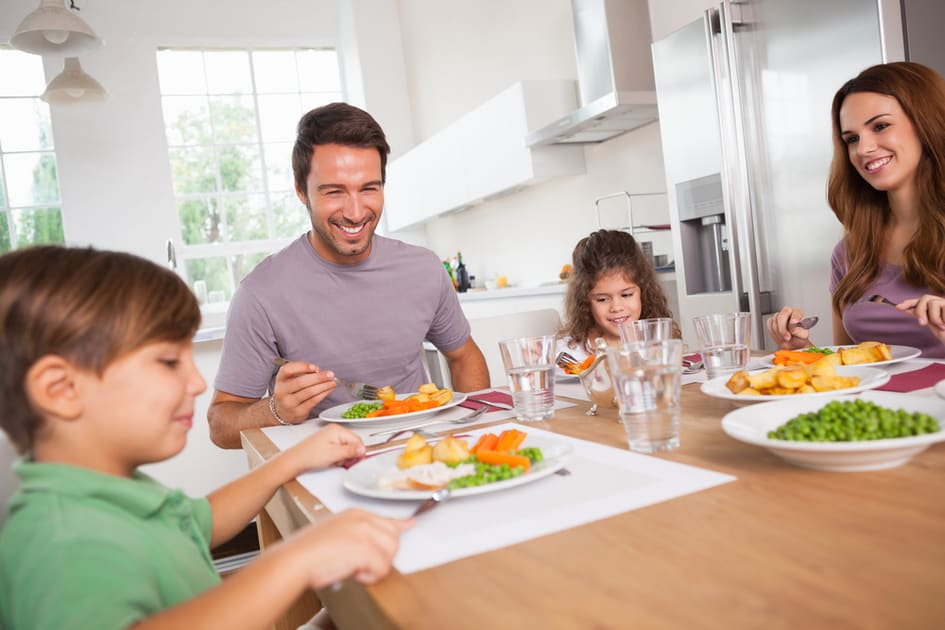 shutterstock 124020688 Why Sharing Family Meals Is So Important