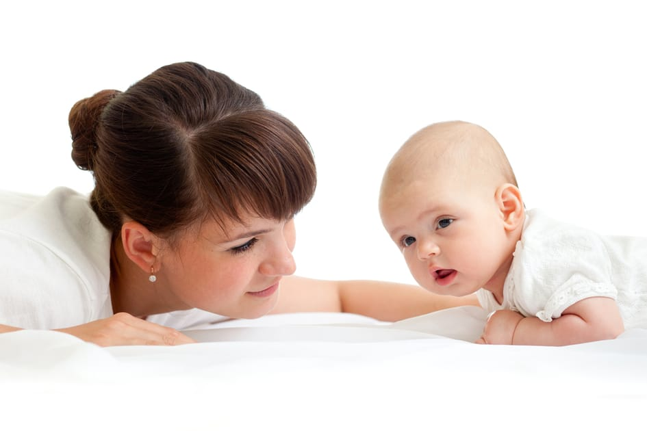 shutterstock 104324213 Infant Breastfeeding