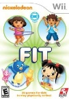 Nickelodeon Fit Nickelodeon Creates Kid Fitness for Wii