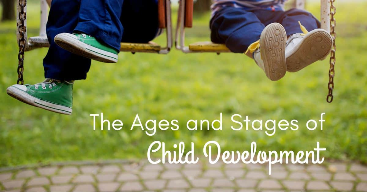 The Ages and Stages of Child Development_mini