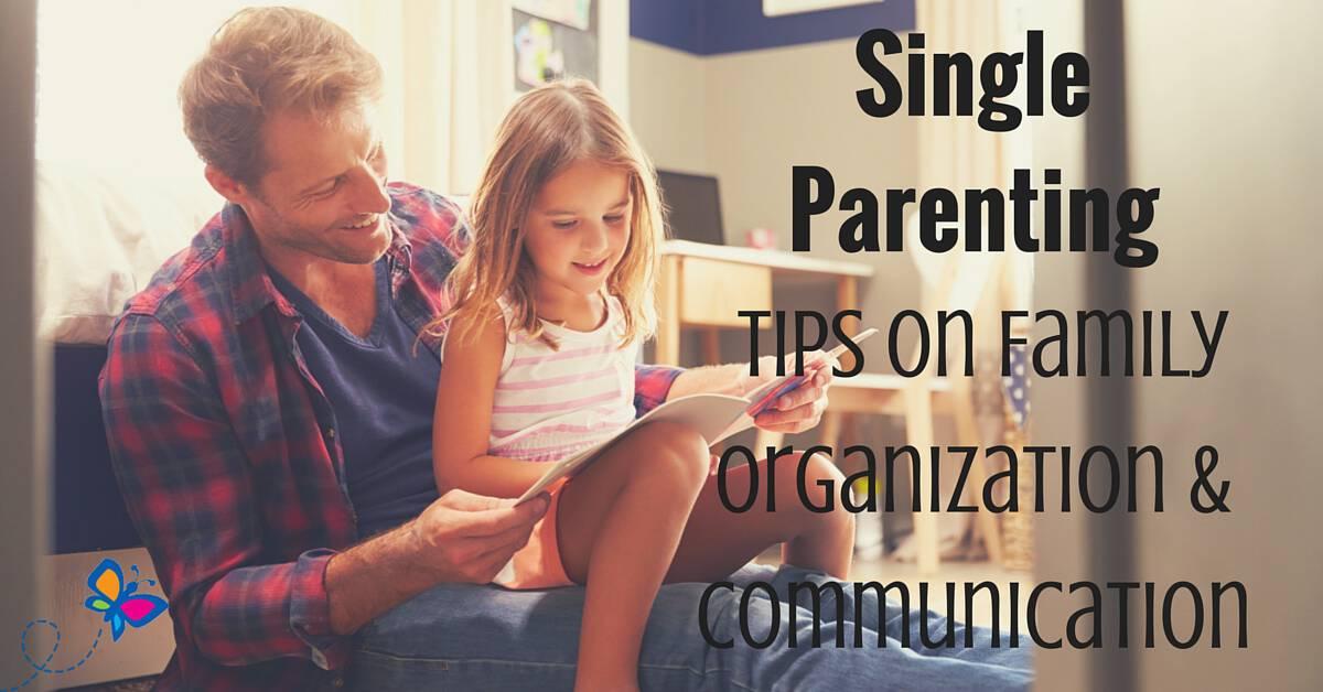 Tips on Family Organization & Communication