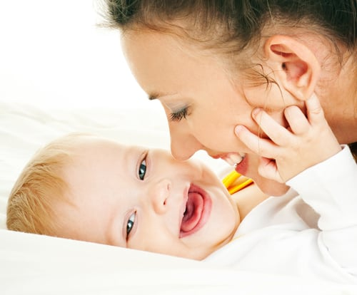 10 things that makes a good mother of her infant