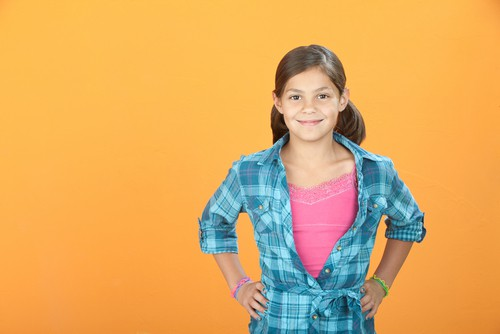 how to improve a child's self esteem