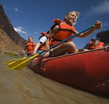 family kayak Water Sports   A Great Way to Get the Whole Family Active This Summer