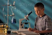 Boy Microscope (science)