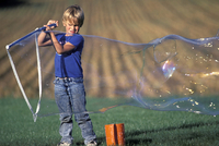 Boy Bubble (science)