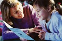 Parent-Child Communication (mom daughter)