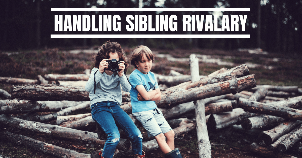 Five Tips For Helping Teens Manage >> Sibling Rivalry Parent Tips On How To Deal With Sibling Rivalry