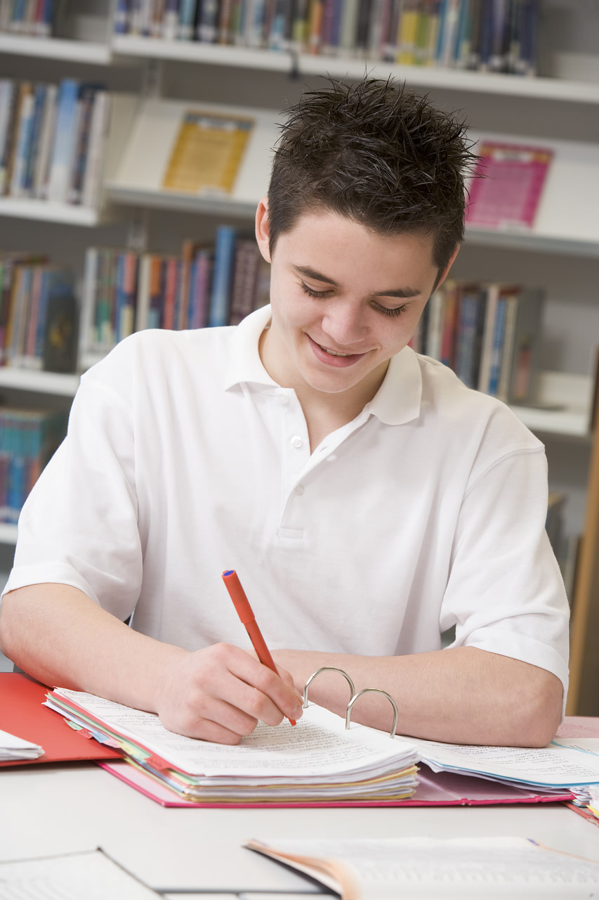 helping teens with study habits and homework