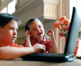 young children computer Protecting your Kids on the Internet