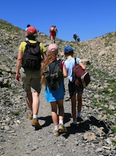 hiking summer Summer Safety Tips for Kids