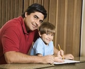 homework1 How Dads Can Invest in School Aged Kids