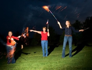 children fireworks safety issues parents