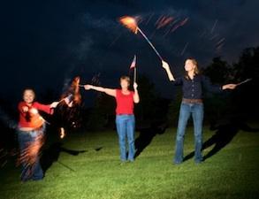children fireworks safety issues parents