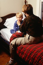 dad boy bedtime issues Sleep Problems and What to do About Them