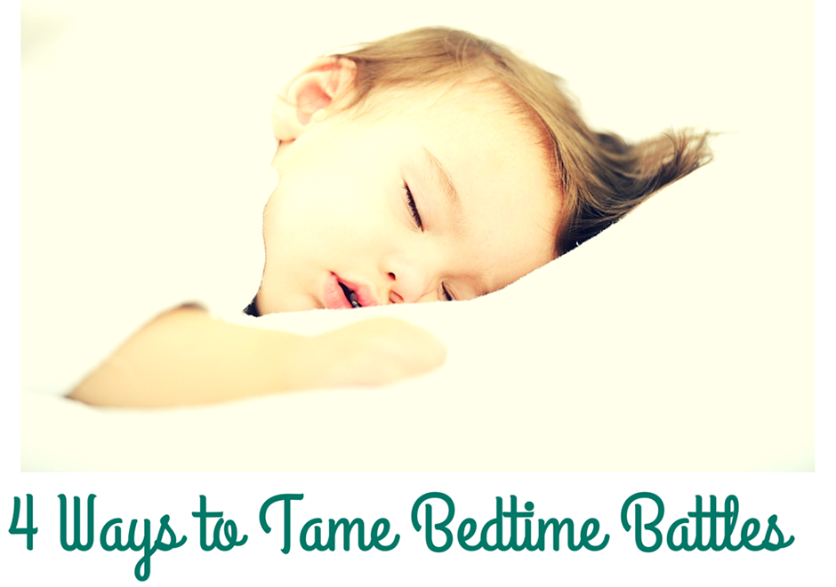 4 Ways to Tame Bedtime Battles