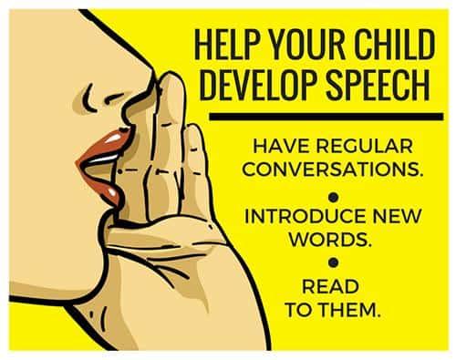 Help Your Child Develop Speech
