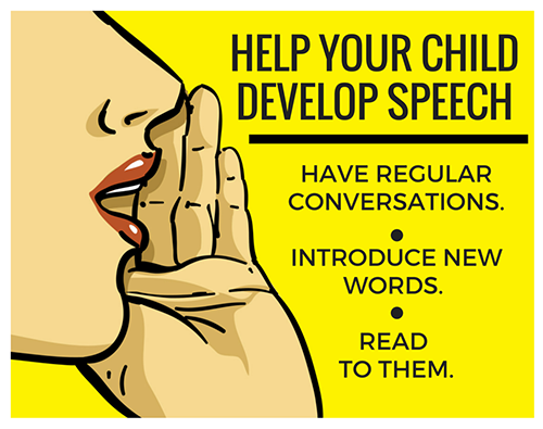 Help Your Child Develop Speech