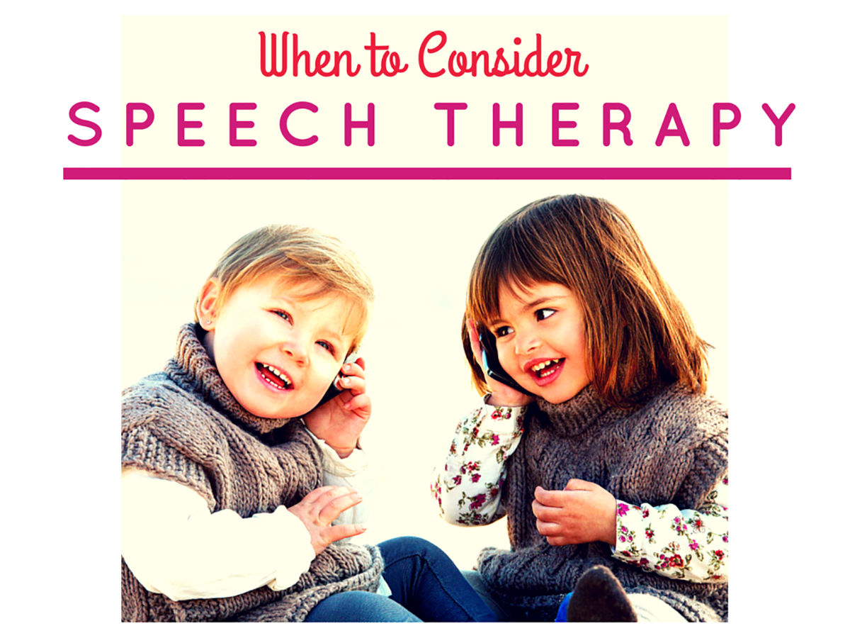 How to understand that your child needs the help of a speech therapist