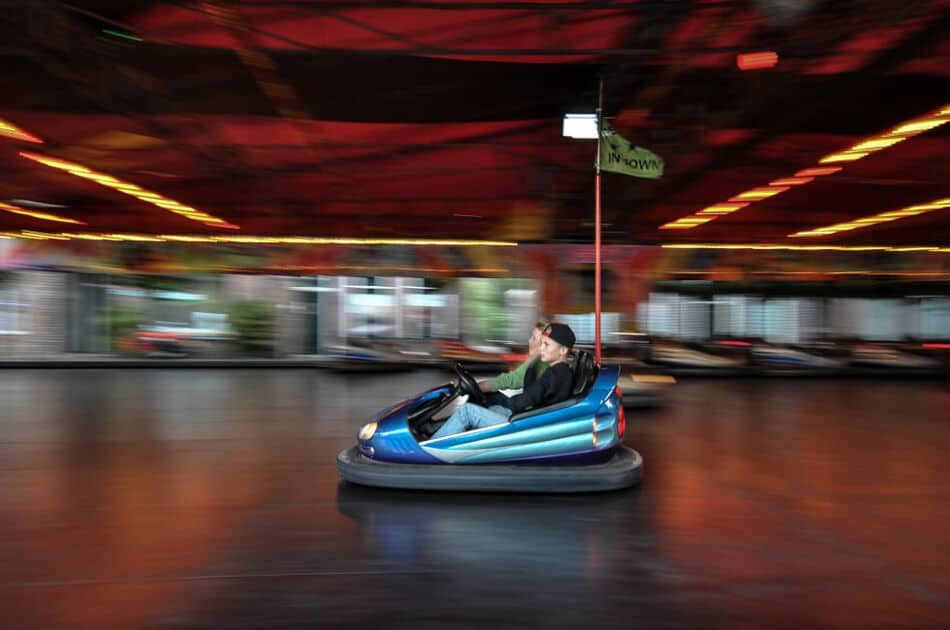 bumper cars mini How to Teach Your Kids Responsibility