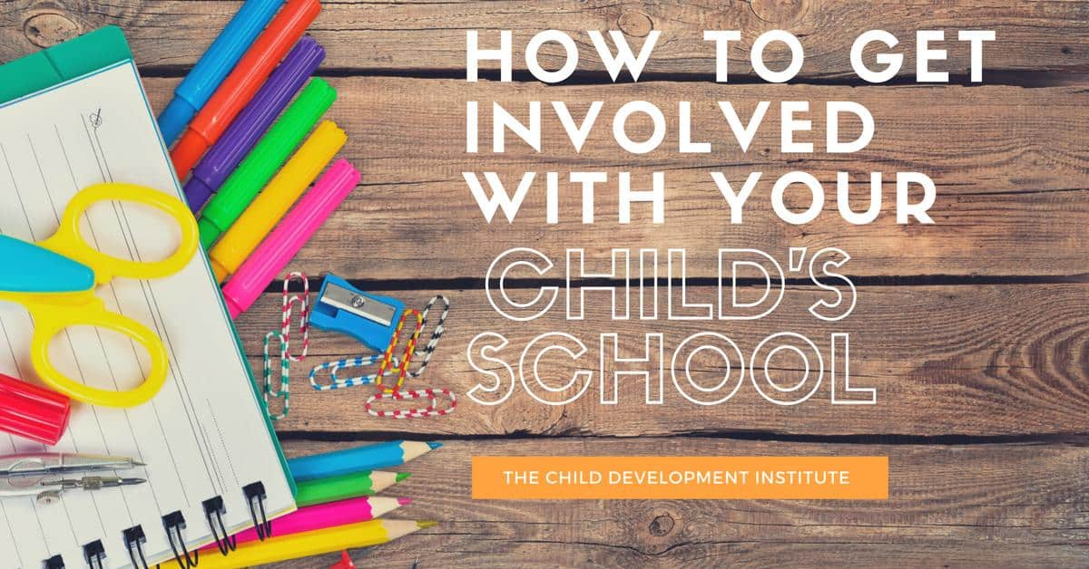 How to Get Involved with Your Child's School