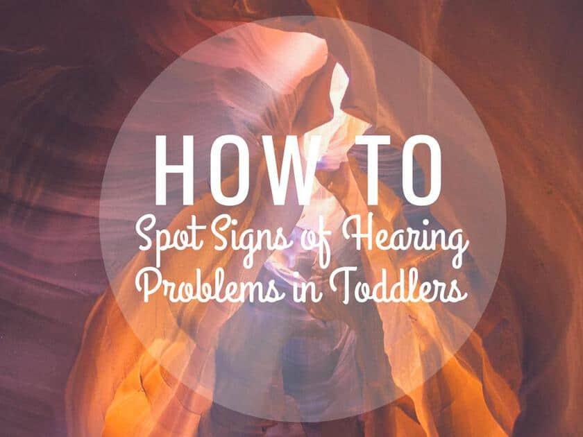 how to spot signs of hearing problems in