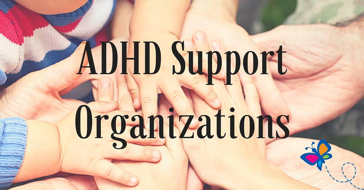 ADHD Support Organizations