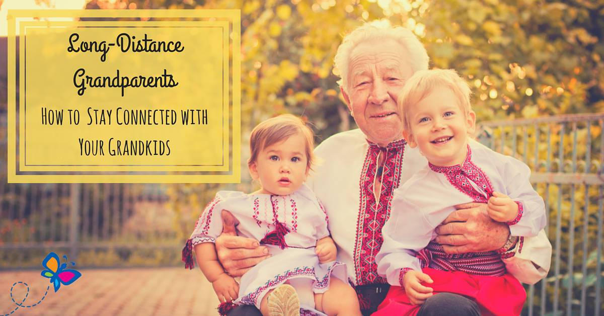 Long-Distance Grandparents-