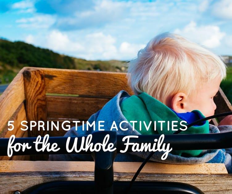 Springtime Facebook