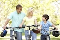 bikes Springtime Activities for the Whole Family