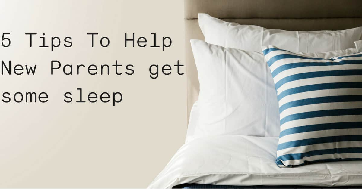 5 Tips To Help New Parents get some sleep_mini
