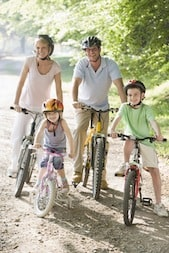 10 Fitness tips for the whole Family