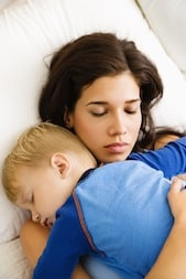 5 Tips To Help New Parents Get Some Sleep