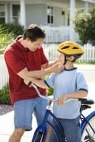 bike 133x200 Tips to help your children enjoy sports