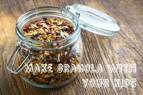 shutterstock 188893586 mini1 Make Your Own Granola