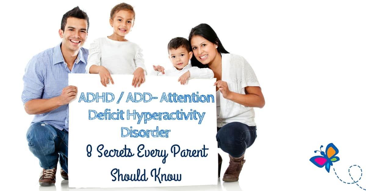 ADHD - ADD- Attention Deficit Hyperactivity
