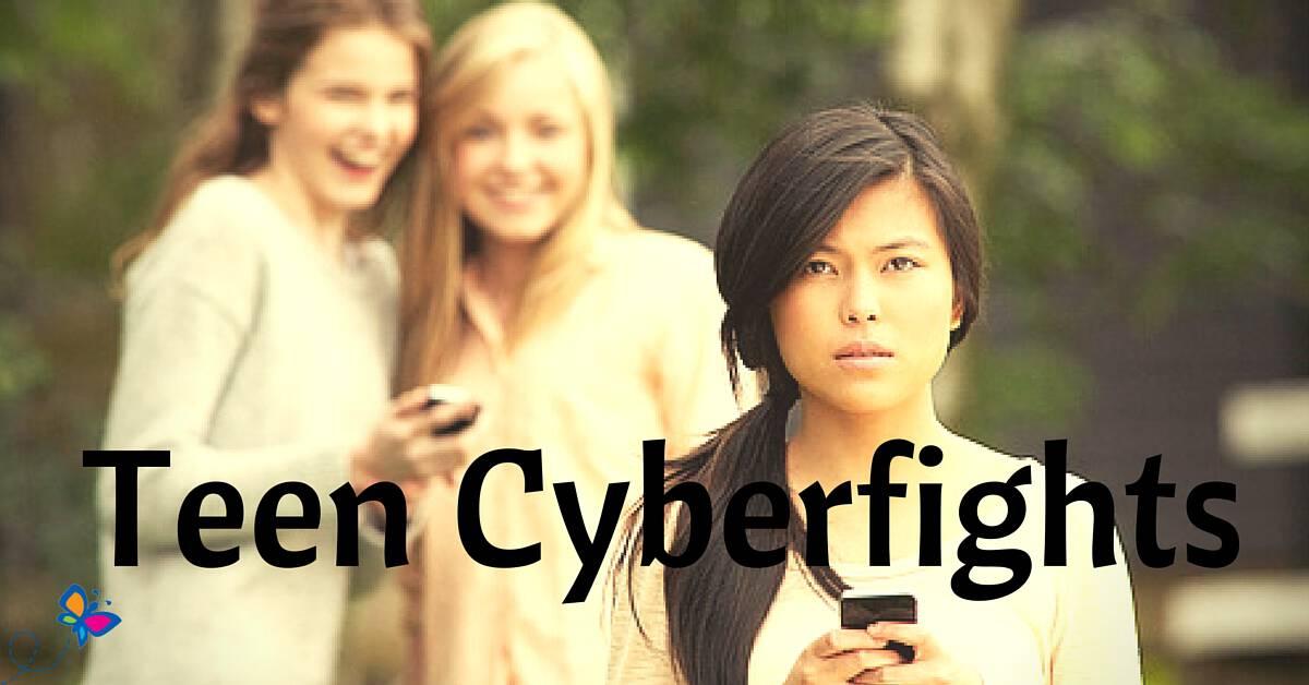 Teen Cyberfights