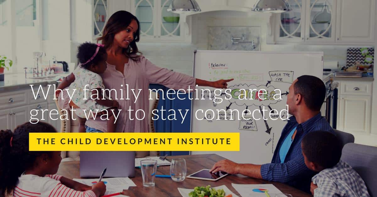 Why family meetings are a great way to stay connected (1)