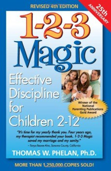 1-2-3 magic effective discipline for children 2-12