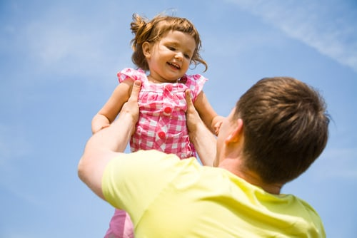 Dad does your child feel like they can depend on you  mini Dad, Does Your Child Feel Like They Can Depend On You?