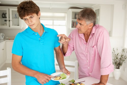 Is Dad Too Overbearing? How It Can Affect the Long Term