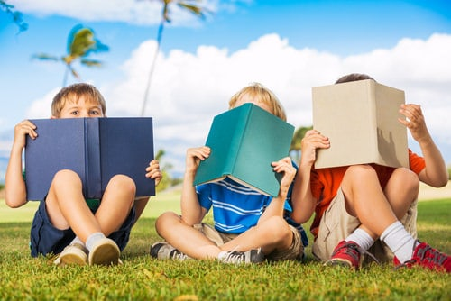 shutterstock 153817619 mini Keep the Reading Going All Summer Long