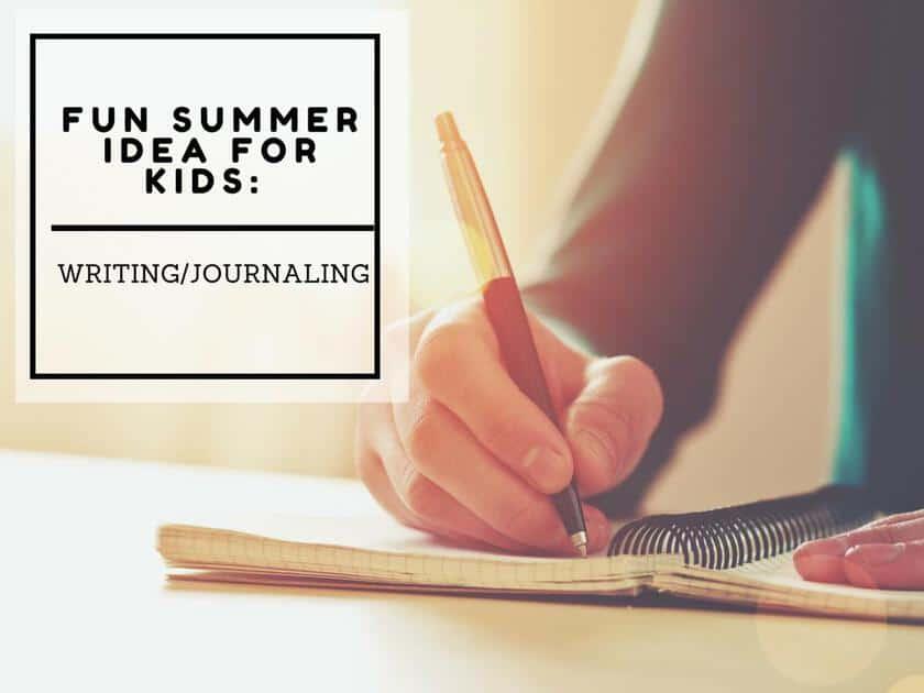 Fun Summer Idea for Kids-