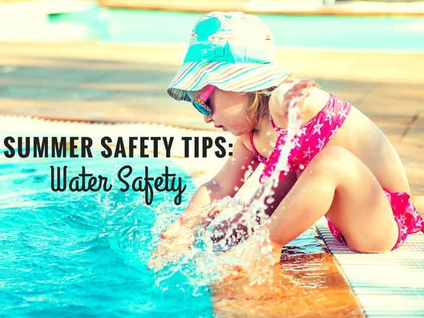 Summer Safety Tips-