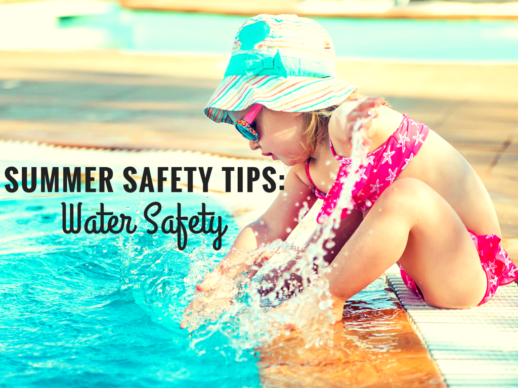 Summer Safety Tips-