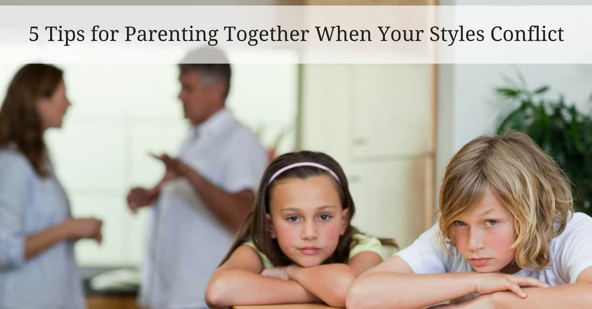 5 Tips for Parenting Together When Your Styles Conflict_mini