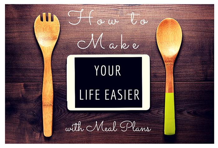 How to Make Your Life Easier with Meals